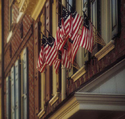 [Photo 2: 'Preserve America' brochure]
