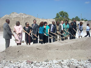 Tampa Housing Authority Breaks Ground On 30 Acre Residential Housing  Facility